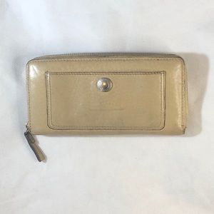 3/$30 Leather Coach Wallet